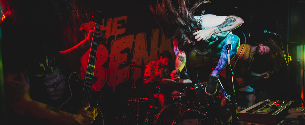 The Bennies & Nine Teen To Hell @Bar le tigre (2016-05-05)